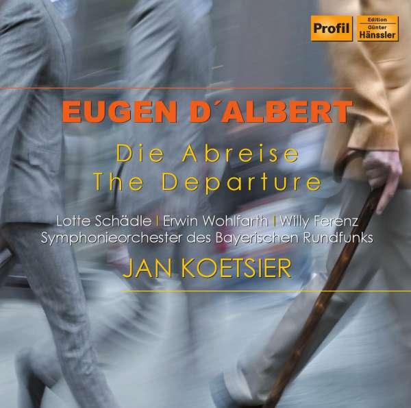 Eugen D'Albert - Münchner Philharmoniker - Tiefland