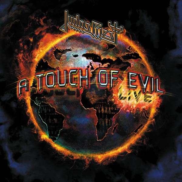 Judas Priest A Touch Of Evil Live 2005 2008 Cd Jpc
