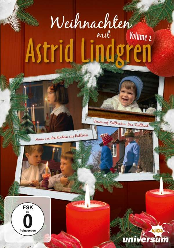 weihnachten mit astrid lindgren 2 dvd jpc. Black Bedroom Furniture Sets. Home Design Ideas