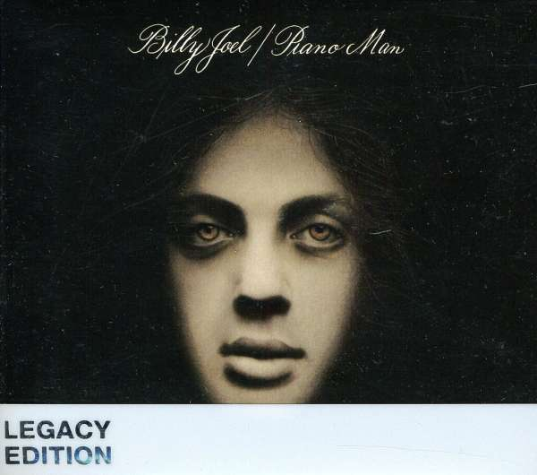 Billy Joel: Piano Man (Legacy Edition) (2 CDs) – jpc Billy Joel Piano Man Legacy Edition