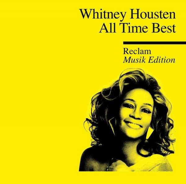 whitney houston all time best reclam musik edition cd jpc. Black Bedroom Furniture Sets. Home Design Ideas