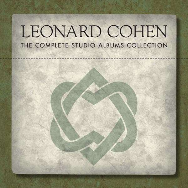 leonard cohen the complete studio albums collection 11 cds jpc. Black Bedroom Furniture Sets. Home Design Ideas