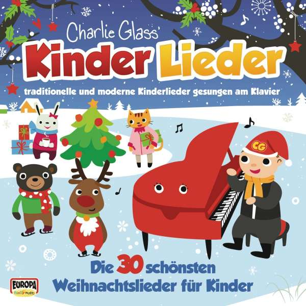 charlie glass kinder weihnacht die 30 sch nsten. Black Bedroom Furniture Sets. Home Design Ideas