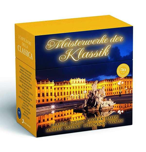Meisterwerke der Klassik (30 CDs) – jpc