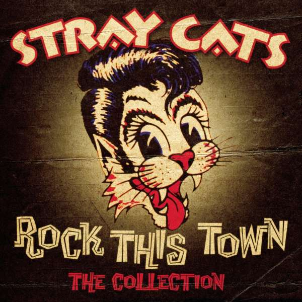 Strut Stray Cats Lyrics