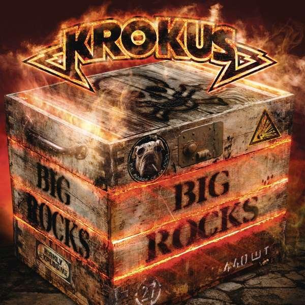 Krokus Big Rocks Cd Jpc De