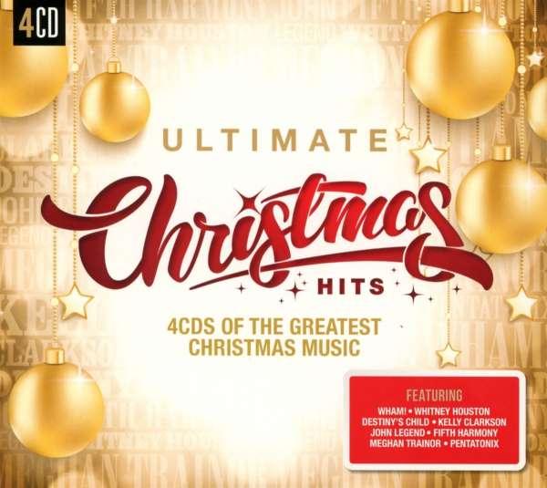 Ultimate...Christmas Hits (4 CDs) – jpc