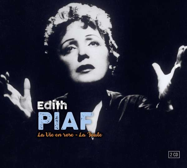 edith piaf la vie en rose album