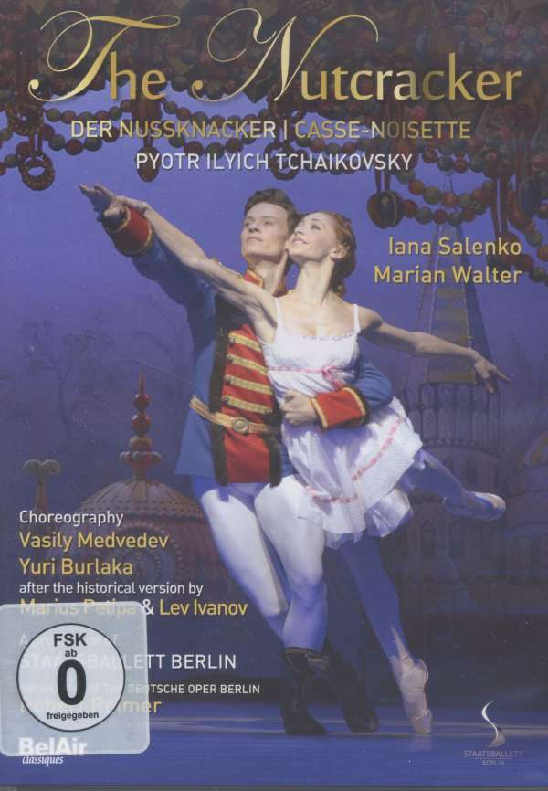 Staatsballett berlin der nu knacker dvd jpc for Nussknacker berlin