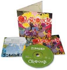The Zombies Odessey And Oracle Cd Jpc