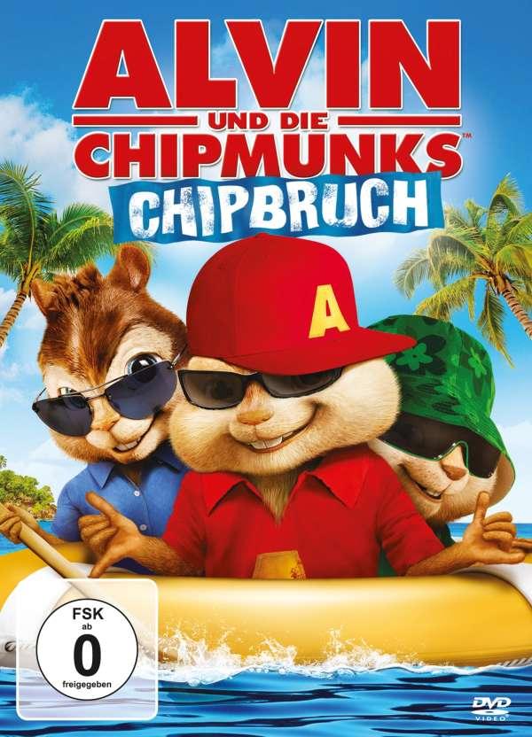 alvin und die chipmunks 3 chipbruch dvd � jpc
