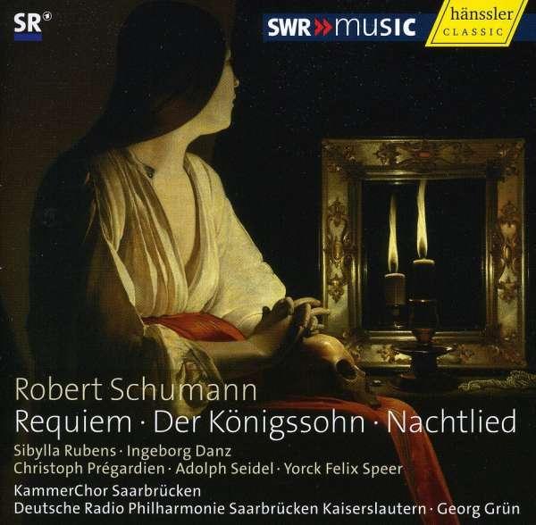 Robert Schumann Requiem Op 148 Cd Jpc