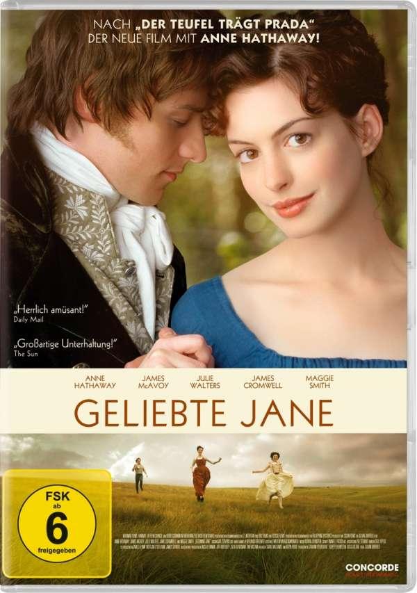 Geliebte Jane (DVD) - jpc