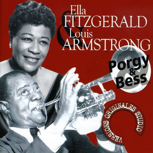 Louis Armstrong & Ella Fitzgerald: Porgy And Bess (CD) – jpc Ella Fitzgerald Porgy And Bess