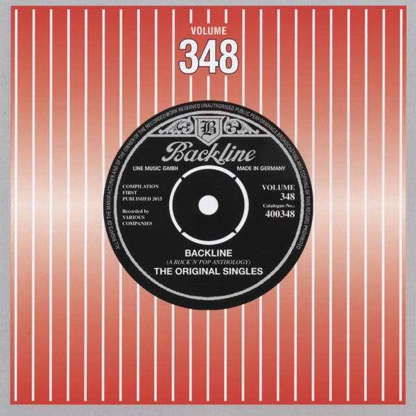 Buddy Harman - Drum Twist / Bye, Bye Love