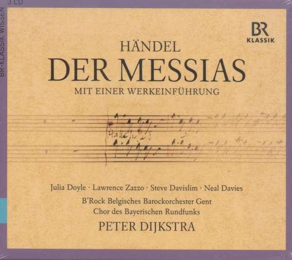 Georg Friedrich Händel: Der Messias (3 CDs) – jpc