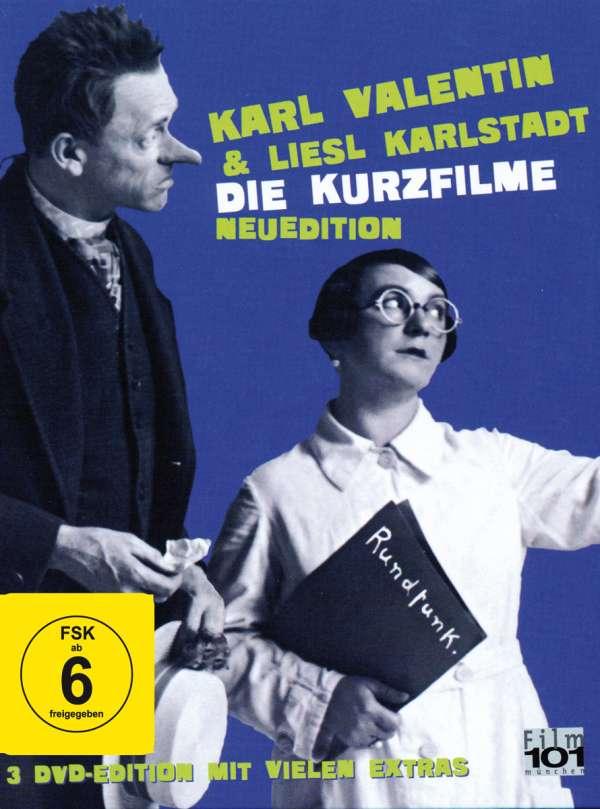 karl valentin liesl karlstadt kurzfilme neue edition 3 dvds jpc. Black Bedroom Furniture Sets. Home Design Ideas