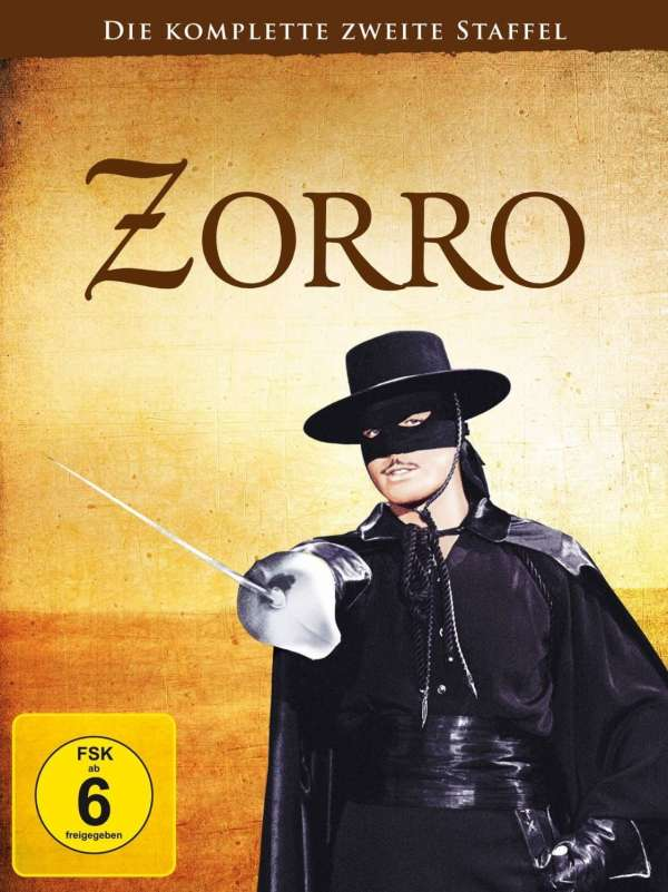 zorro deutsch