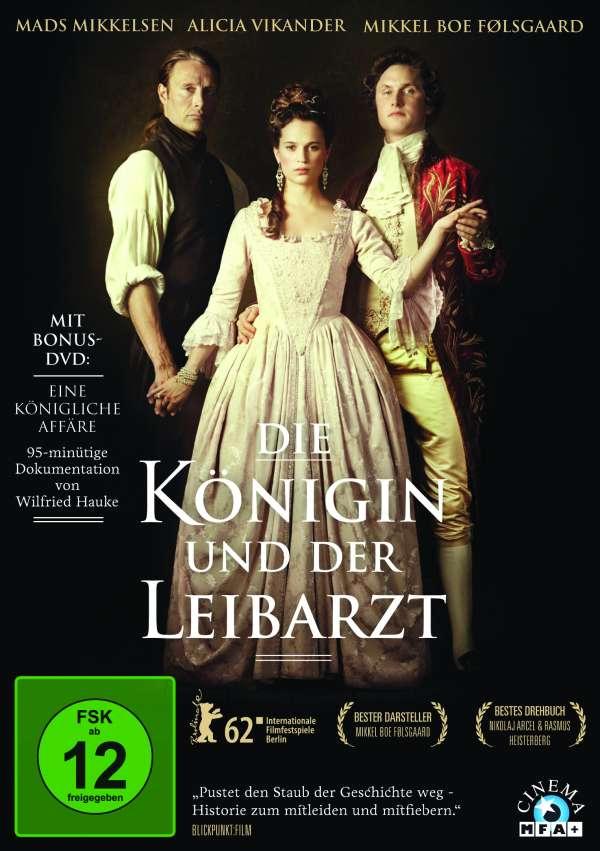 Foyer Des Arts Königin : Die königin und der leibarzt special edition dvds jpc