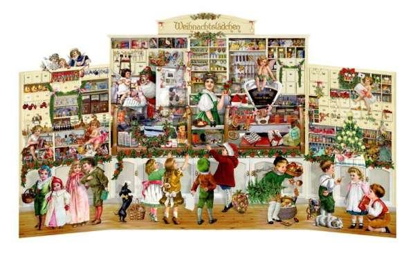 das weihnachtsl dchen adventskalender diverse jpc. Black Bedroom Furniture Sets. Home Design Ideas