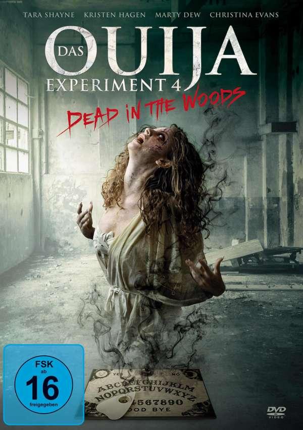 Das Ouija Experiment 4 Dvd Jpc