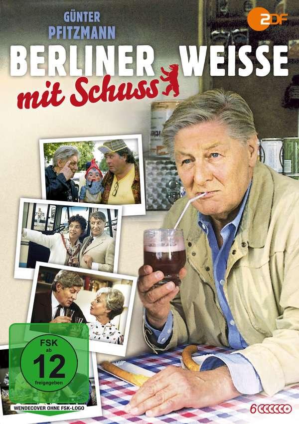 berliner weisse mit schuss komplette serie 6 dvds jpc. Black Bedroom Furniture Sets. Home Design Ideas