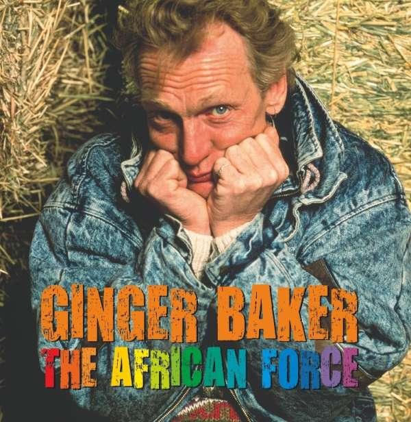 Ginger Baker: The African Force: Live 1987 auf CD