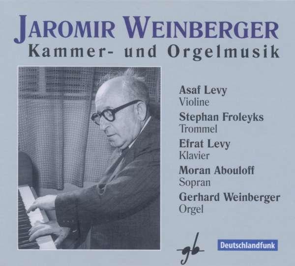 jaromir weinberger kammer orgelmusik 2 cds jpc. Black Bedroom Furniture Sets. Home Design Ideas