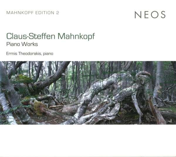 Claus Steffen Mahnkopf Klavierwerke Cd Jpc
