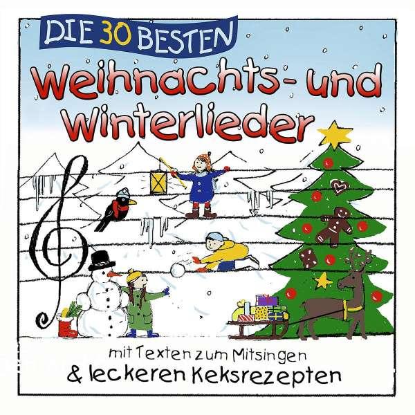 weihnachts cd die 30 besten weihnachts und winterlieder. Black Bedroom Furniture Sets. Home Design Ideas
