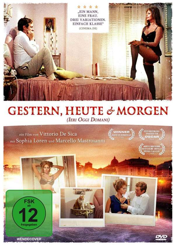 gestern heute und morgen dvd jpc. Black Bedroom Furniture Sets. Home Design Ideas