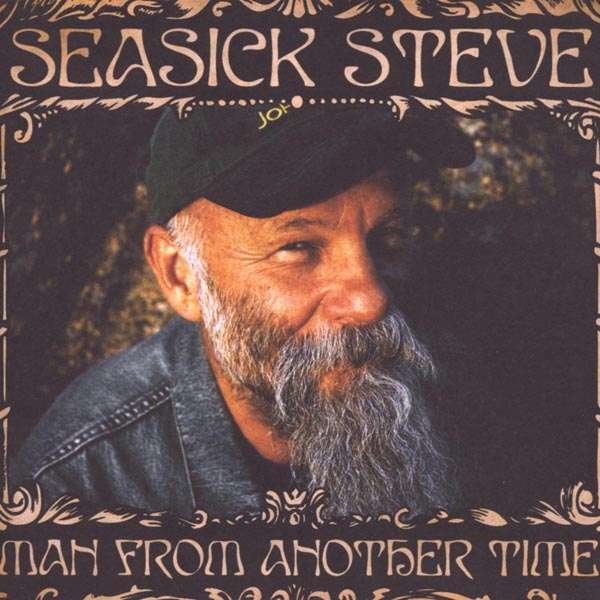 Seasick Steve Air Cleaner : Seasick steve man from another time cd jpc