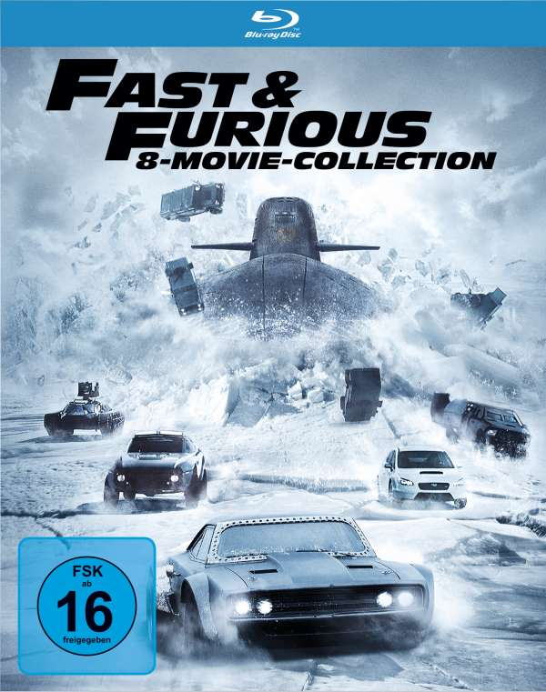 Fast And Furious 8 Fsk