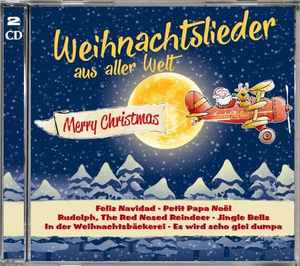 weihnachtslieder aus aller welt merry christmas 2 cds jpc. Black Bedroom Furniture Sets. Home Design Ideas