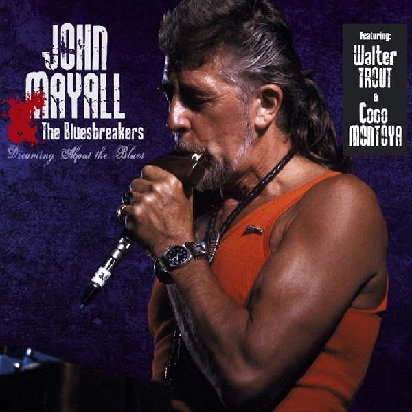 John Mayall Dreaming About The Blues Digipack 2 Cds Jpc