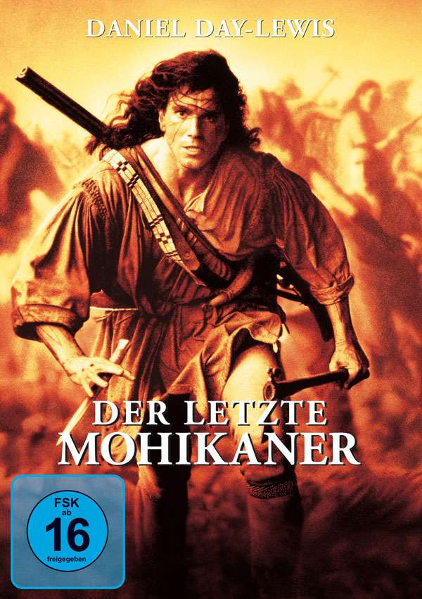 Der Letzte Mohikaner 1992 Dvd Jpc