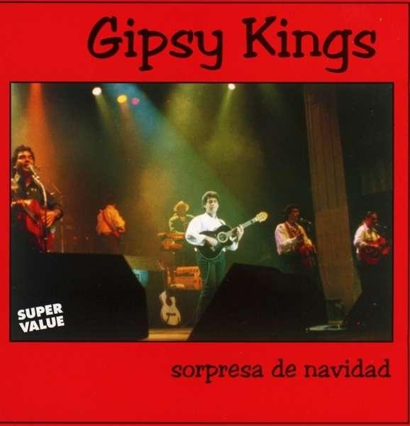 Gipsy kings sorpresa de navidad live 1994 cd jpc - Sorpresas para navidad ...