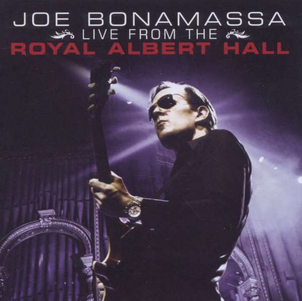 Joe Bonamassa Live From The Royal Albert Hall 4 5 2009 2