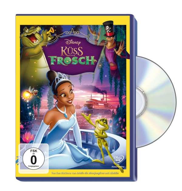 K ss den frosch dvd jpc - Frosch auf englisch ...