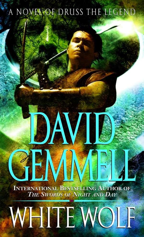 David Gemmell Book Cover Art : White wolf a novel of druss the legend david gemmell