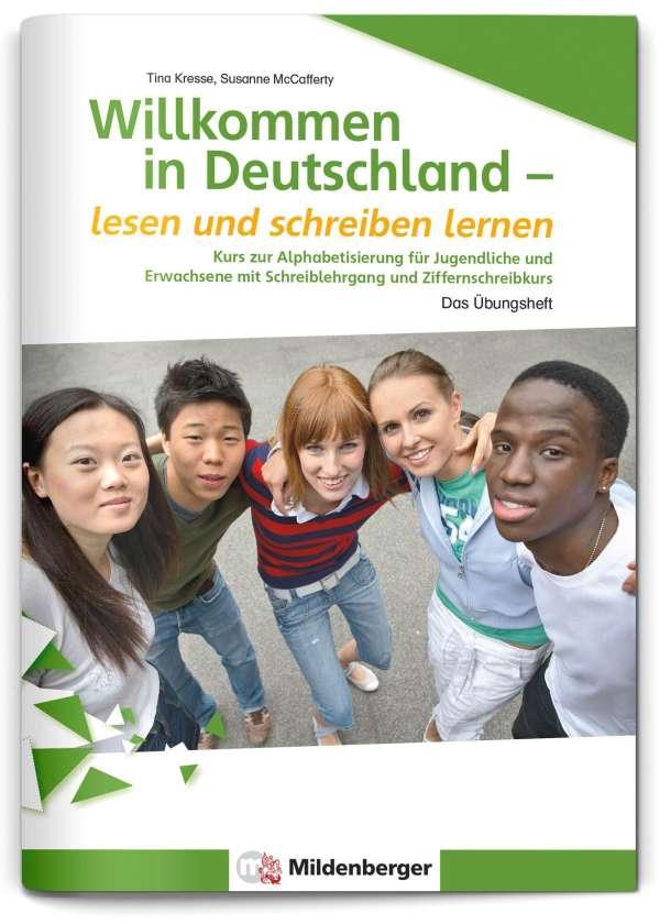willkommen in deutschland lesen und schreiben lernen f r. Black Bedroom Furniture Sets. Home Design Ideas
