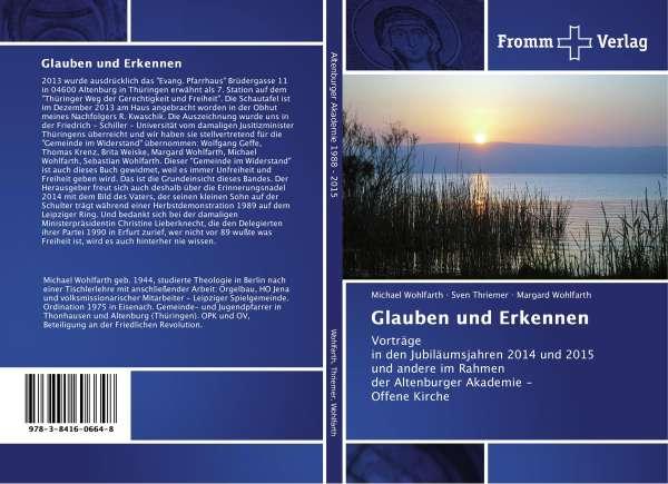 Glauben und Erkennen - Michael Wohlfarth (Buch) – jpc