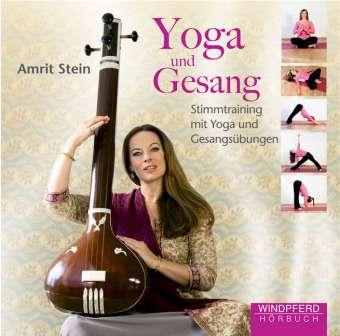 Amrit Stein Yoga Und Gesang (CD) U2013 Jpc