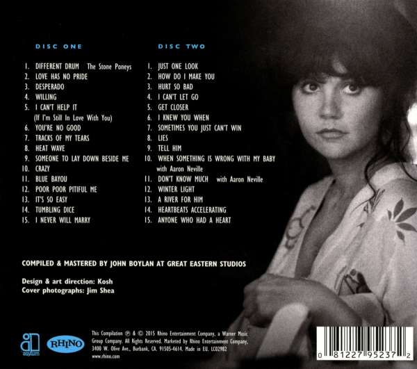 Linda Ronstadt Just One Look Classic Linda Ronstadt 2