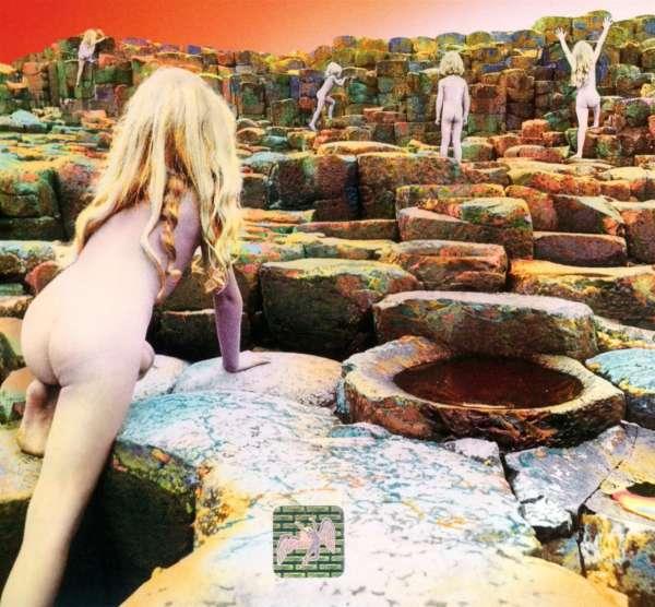 Led Zeppelin Houses Of The Holy Cd 2014 Reissue