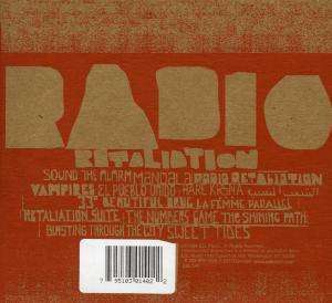 Thievery Corporation Radio Retaliation Cd Jpc