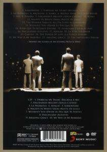 Il divo an evening with il divo live in barcelona dvd - An evening with il divo ...