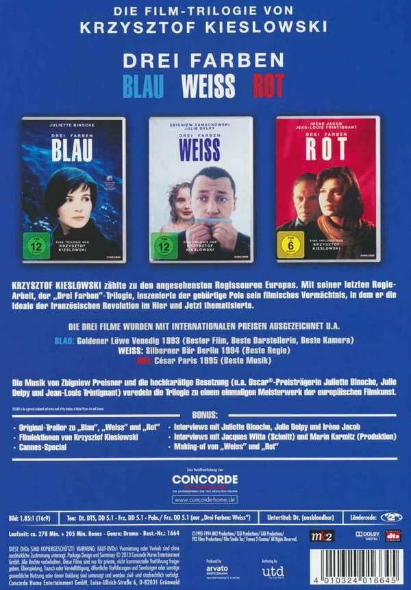 Blau Weiß Rot Film