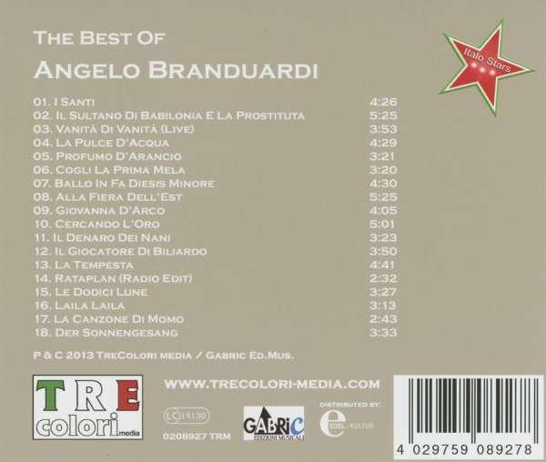 Angelo Branduardi Best of Angelo Branduardi The Best of
