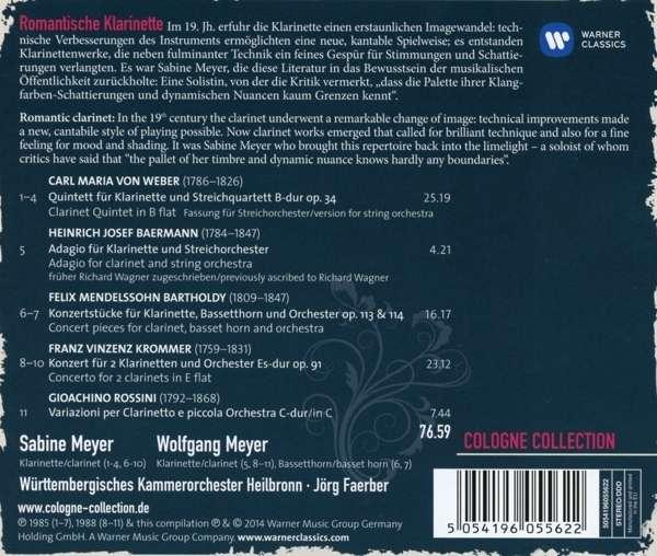 Wolfgang Meyer Klarinette